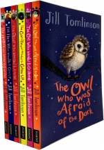 Jill Tomlinson 6 Books Collection Set (The Cat Who Wanted To Go Home, The Hen Who Wouldn't Give Up, The Otter Who Wanted To Know and many more) by Jill Tomlinson
