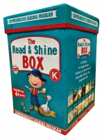 Read and Shine Comprehensive Reading Program Level K 14 Books Set Year 4-5 by Pegasus