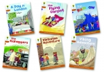 Oxford Reading Tree Read With Biff Chip Kipper Stories Collection 6 Books Set Level 8 by Roderick Hunt