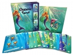 Oceanic Tarot Deck Cards Collection Box Gift Set Mind Body Spirit Mermen Mermaid by Jayne Wallace