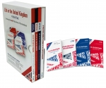 Life in the United Kingdom The British Citizenship Test 4 Books Collection Box Set by Great Britain: Home Office, Stationery Office
