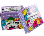 Little Miss My Complete Collection 36 Books Box Set by Roger Hargreaves