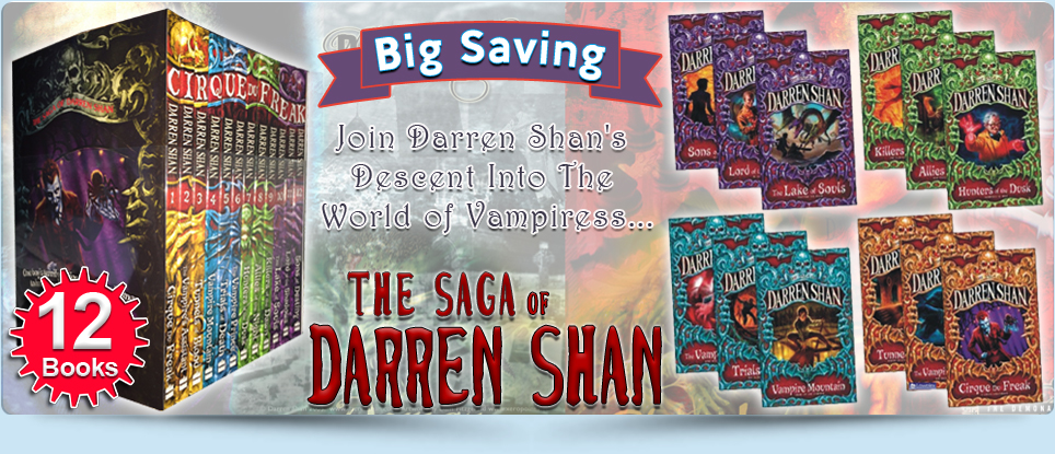 Saga of Darren Shan