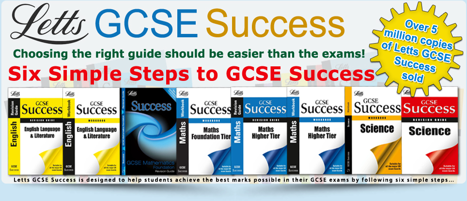 LETTS GCSE Success
