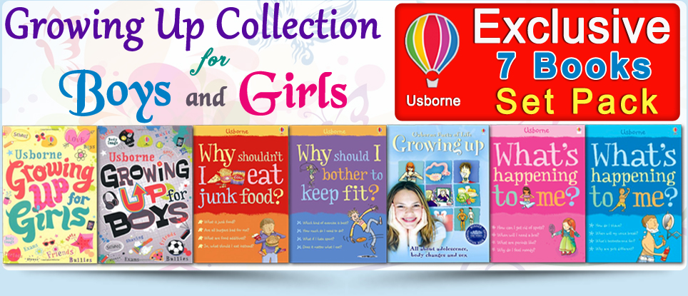 Usborne Gown Up For Boys and Girls